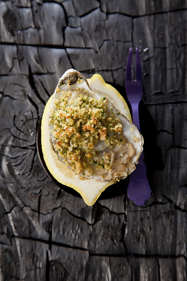 Oysters Lafitte   Salted and Styled