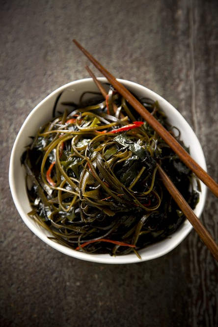 Seaweed Salad (Chia Chong and Libbie Summers for Salted and Styled)