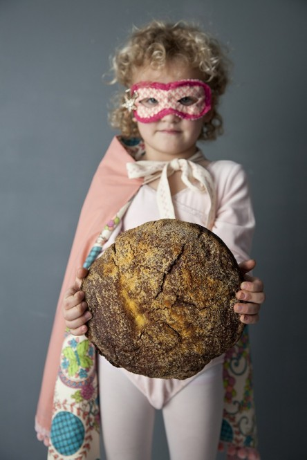 Chewy Chocolate Bread from Sweet and Vicious Baking with Attitude (Libbie Summers) Photography by Chia Chong