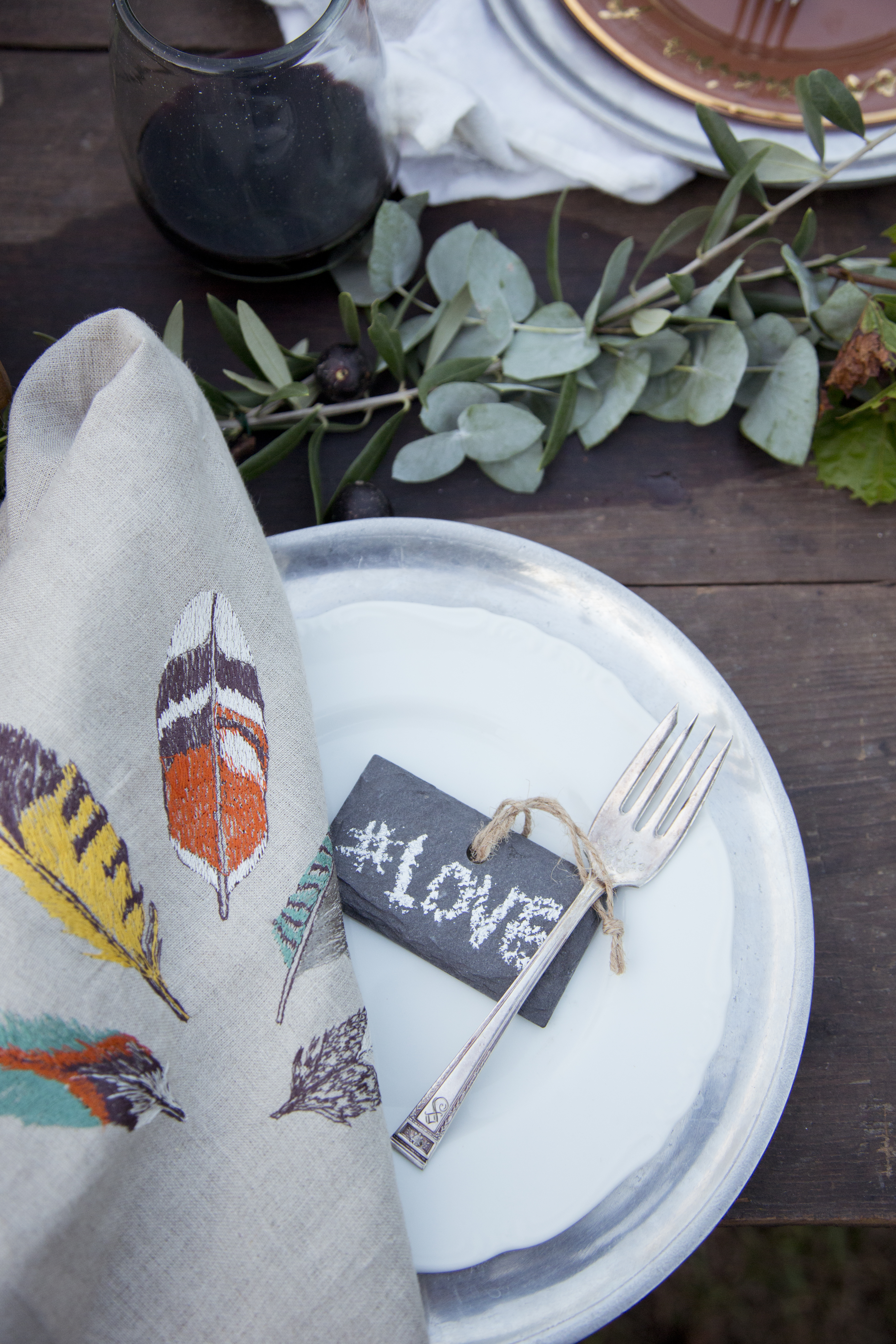 Love Table Setting (Libbie Summers and Chia Chong)